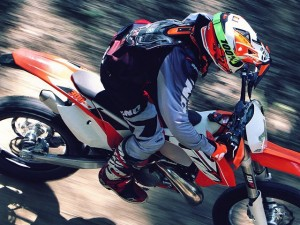 Another one from the summer @dirtpark photo by @lsp18 #ktm #300exc #enduro