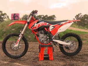 MXTV Bike Review – 2015 KTM 250 SX-F