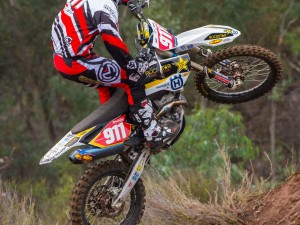 Husqvarna offroad team shooting 2015