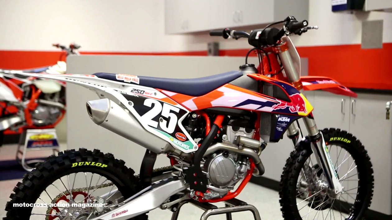 2015 ktm 450 & 250 sxf factory edition intro | derestricted