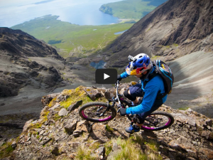 The Ledge: Making 'The Ridge' with Danny Macaskill