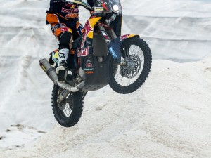 4-Time Dakar Winner Marc Coma Gears Up for Dakar 2015