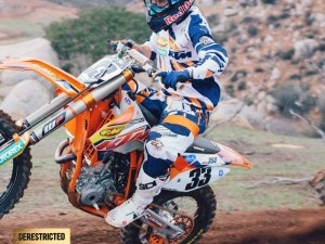 FMF KTM Factory team shoot – Behind the scenes