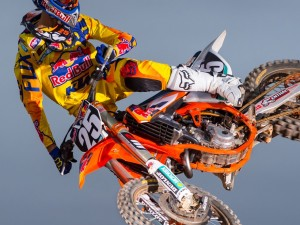 KTM USA Factory Team Shooting 2015