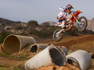 2015 KTM USA Offroad team shoot!