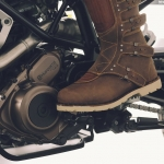 These bad boys arrived last week. @icon1000 #elsinore boots #husqvarna #scrambler more photos on de..