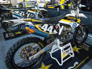 Inside Zach Bell's Factory Rockstar Racing Husqvarna FC250 – Motocross Action