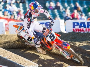 2015 AMA Supercross Rd 4 Oakland