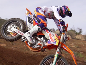 FMF KTM Factory Racing Team Prepares for 2015
