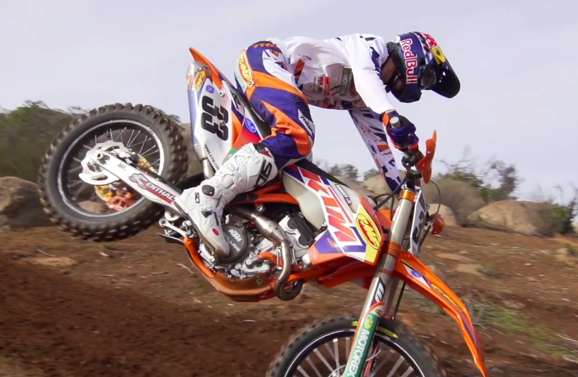 FMF KTM Factory Racing Team