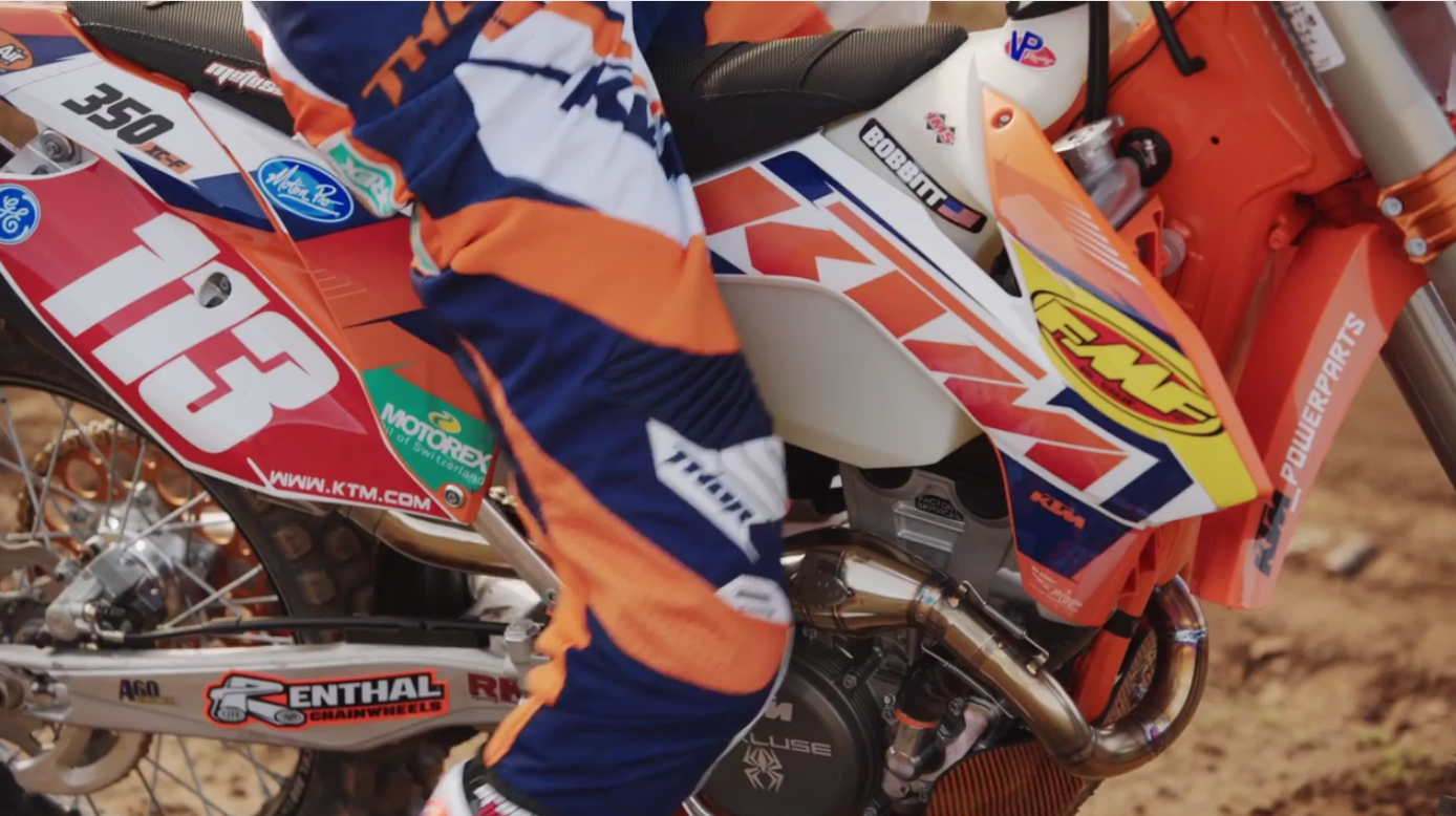FMF KTM Factory Racing Team2