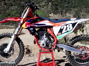 First Ride 2015 Factory Edition KTM 250/450 SXF