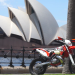 ON THE PIPE – KTM 250EXC