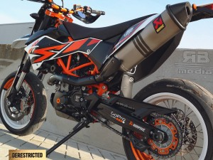 KTM 690 SMC-R Custom RB MEDIA
