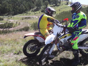 ROCK THE VALLEY – 250EXC vs TC250