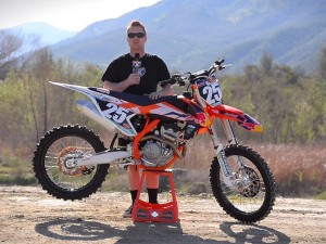 KTM Factory Edition 250SX-F. Racer X Films.