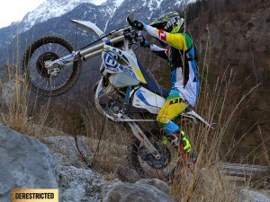 2015 Husqvarna FE350 first thoughts