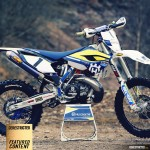 2015 Husqvarna Enduro team!