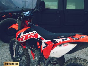 First proper MX ride of 2015 – X-Bowl Arena