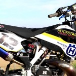 Project 2015 Husqvarna TC 300cc 2 stroke