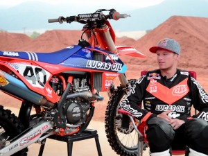 Interview: Shane McElrath to Race 450 Class at New Jersey Supercross