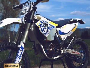 2015 Husqvarna FE350 Review