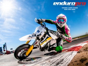 Husqvarna FS 450 Supermotard, test enduropro