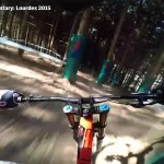 Join Claudio Caluori, with special guest Loïc Bruni, Lourdes 2015 DH course preview!