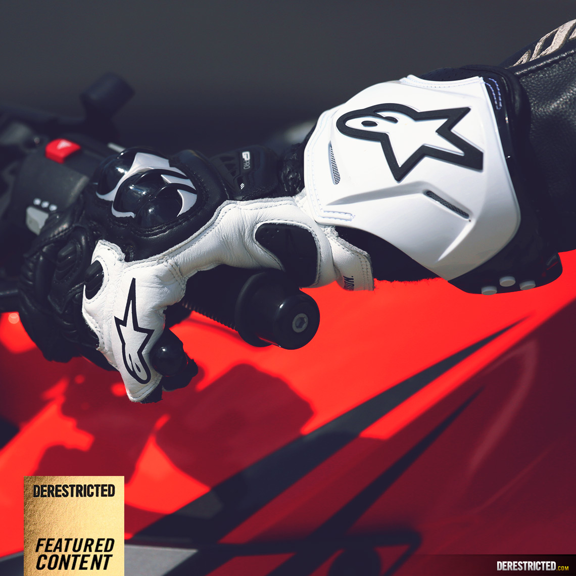 alpinestars gp pro leather glove review derestricted. Black Bedroom Furniture Sets. Home Design Ideas