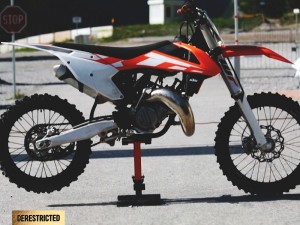 2016 KTM SX Model lineup test ride and first thoughts.