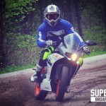 KTM RC390: SUPERMOTO ABUSE!