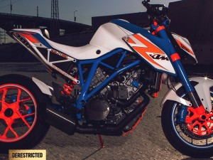 KTM Superduke 1290 Custom – Charlies Chop Shop NY
