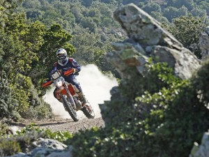 Sardegna Rally, Round 4 of the FIM World Cross Countries Rally Championship