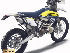 Husqvarna Enduro Model Range 2016