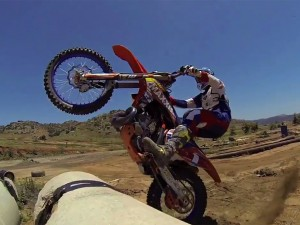 Cody Webb – X Games Testing