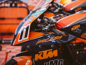 60 Seconds // Chris Fillmore and the KTM RC8R