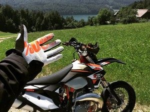Managed to get some quality time on the #KTM #250exc #supermoto yesterday. #de_portfolio #ride100percent
