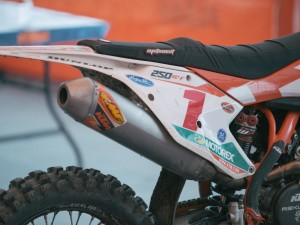 60 Seconds / KTM at the Full Gas Sprint Enduro