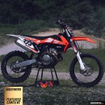 2016 KTM 350 SX-F | First look and first ride
