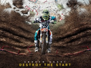 American Made FMF Holeshot Power Featuring Andrew Short