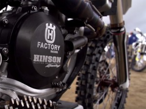 Factory Husqvarna Bike Test