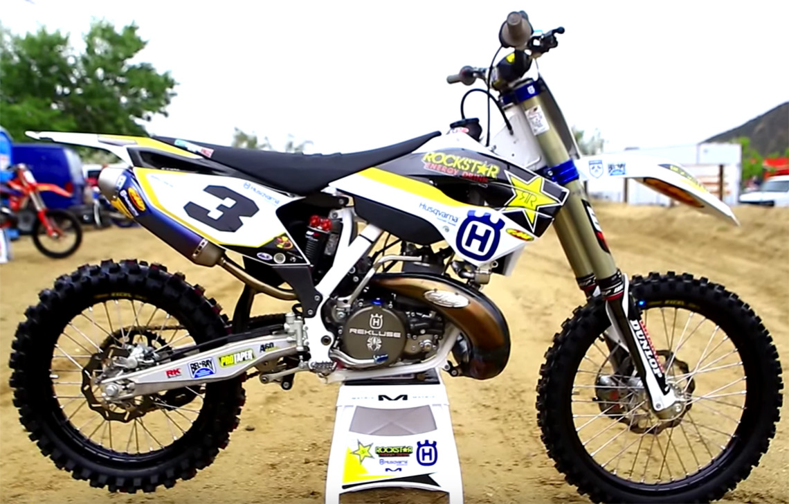 Mike-Brown's-Factory-Husqvarna-TC-300-2-stroke-