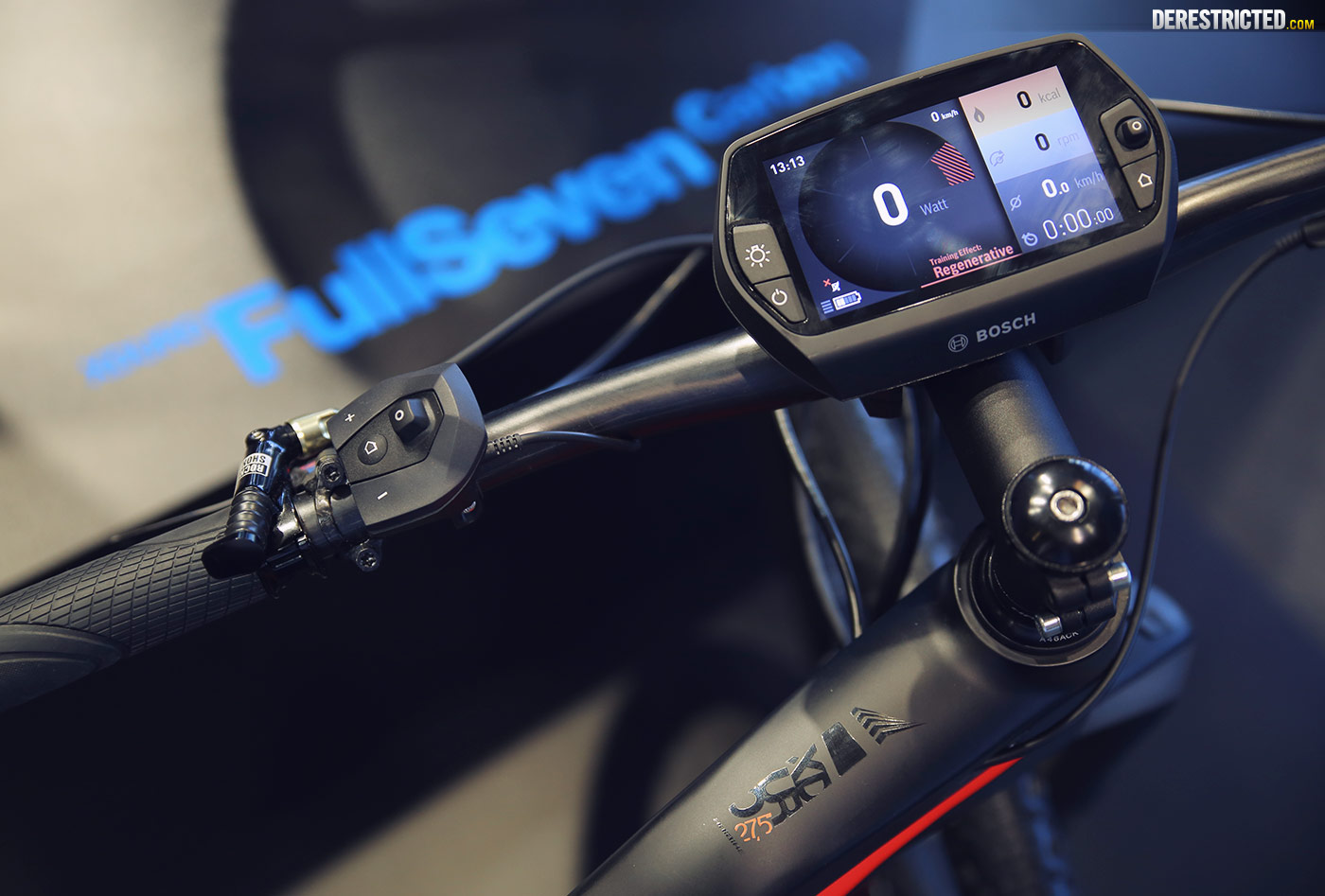 haibike-bosch-display