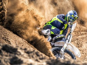 First Ride 2016 Husqvarna TC 125