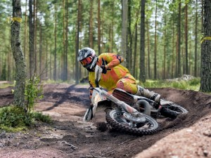 Enduro Without Limits – KTM 250 EXC