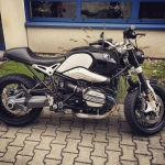 @forsaken_industries #bmw #rninet #gillestooling in Munich yeaterday