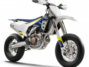 2016 Husqvarna FS 450 –  NEW GENERATION SUPERMOTO