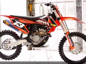 FMF Power Tip! How To Remove Stock KTM Header