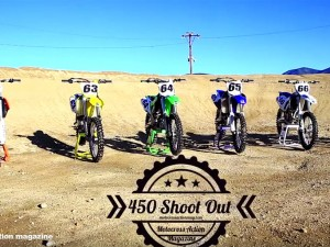 Motocross Action's 2016 450 Shoot Out