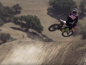 Brett Cue ALL IN – Rippin at Zaca Station